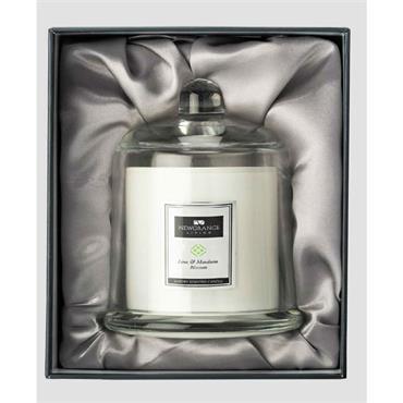 Newgrange Lime & Mandarin Blossom Luxury Scented Candle