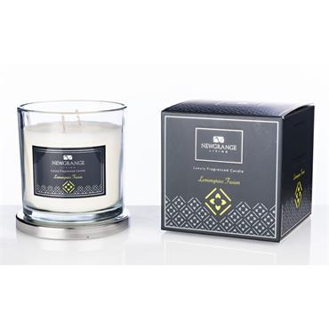 Lemongrass Fusion Luxury Fragranced Candle by Newgrange Living