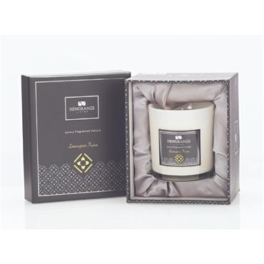 Lemongrass Fusion Fragranced Candle by Newgrange Living