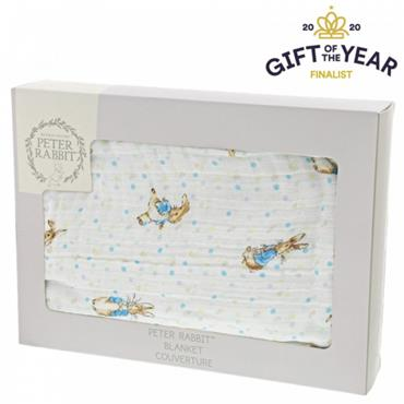 Peter Rabbit Baby Collection Blanket