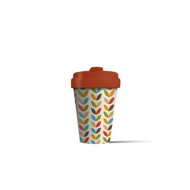 Chic mic Bamboo Cup - Bright Leaves