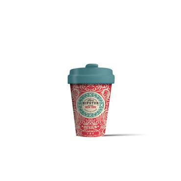 Chic mic Bamboo Cup - Original Hipster