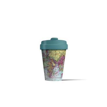 Chic mic Bamboo Cup - Around the World