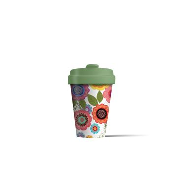 Chic mic Bamboo Cup - Flower Power