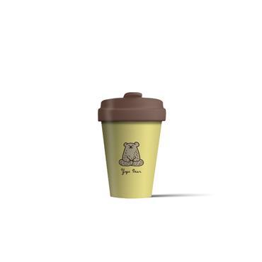 Chic mic Bamboo Cup - Yoga Bear