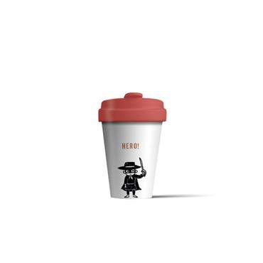 Chic mic Bamboo Cup - Little Hero