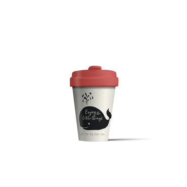 Chic mic Bamboo Cup - Little Whale