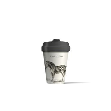 Chic mic Bamboo Cup - Special Zebra