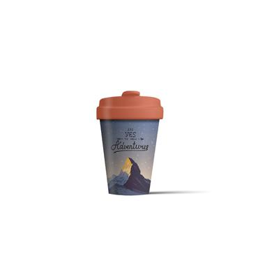 Chic mic Bamboo Cup - Mountain Adventure
