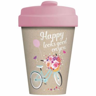 Chic mic Bamboo Cup - Happy Looks Good