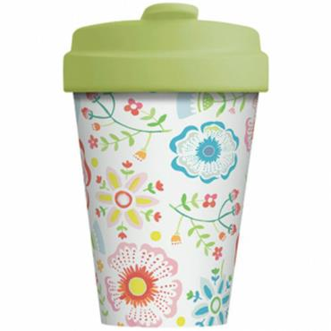 Chic mic Bamboo Cup - Scandinavian Floral