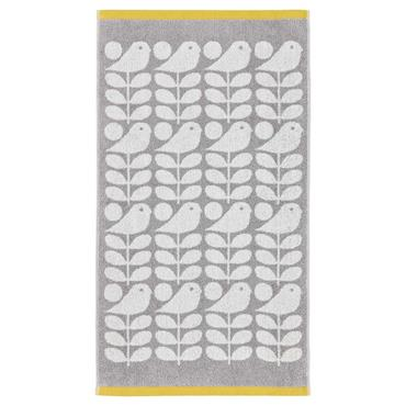 ORLA KIELY EARLY BIRD GRANITE TOWEL