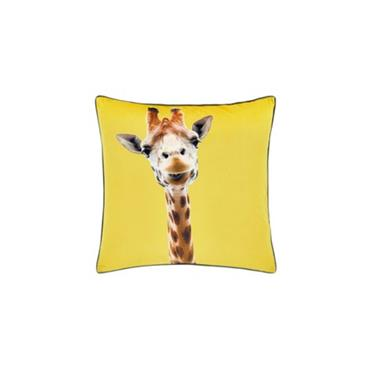 Giraffe Cushion Cover by Catherine Lansfield