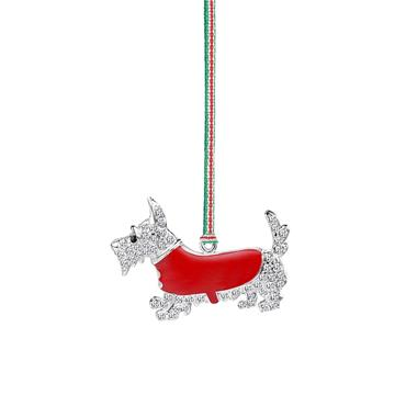 Scottie Dog Hanging Newbridge Decoration