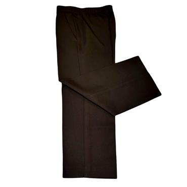 Hunter Sturdy Brown Elastic Waist Trouser