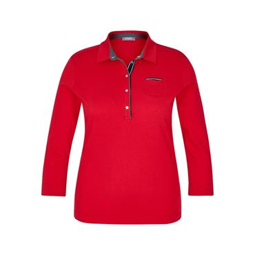 Rabe Red Polo Shirt