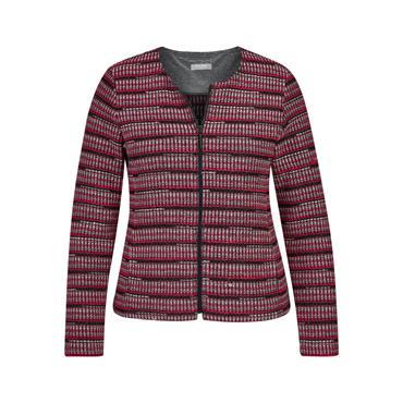 Rabe Black & Pink Chanel type Jacket