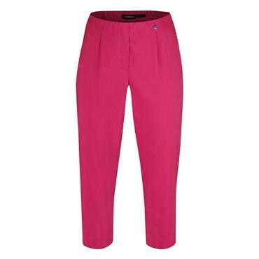 ROBELL Marie-07 Capri Rasberry Trousers