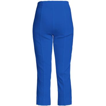 ROBELL Marie-07 Capri Royal Blue Trousers