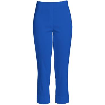 ROBELL Marie-07 Capri Royal Blue Trousers