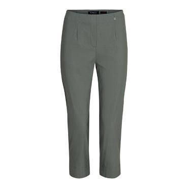 ROBELL Marie-07 Capri Ivy Green Trousers