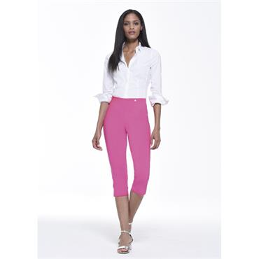 ROBELL Rose 07 Trousers - Hot Pink