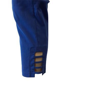 ROBELL Lena 09 Trousers - Royal Blue