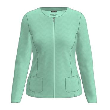 Barbara Lebek Green Jacket
