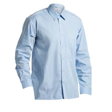 Hunter Blue Boys School Shirt