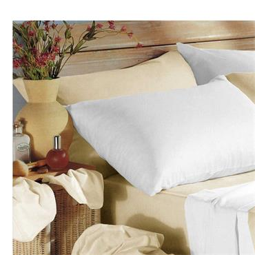 Belledorm White Fitted Sheet