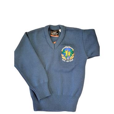 Scoil Eoin (Balloonagh) V-Neck Sweater