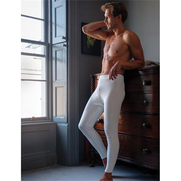 Thermal Cream Long Johns by Vedoneire