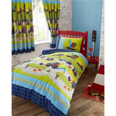 New Diggers Duvet Set