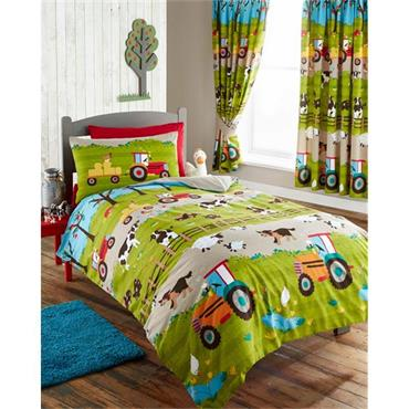 Farmyard Duvet Cover Set from Kids Club