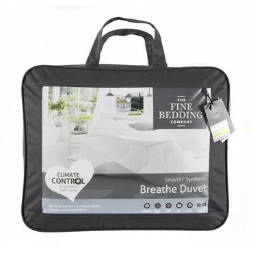 Fine Bedding Breathe Duvet - 13.5 Tog