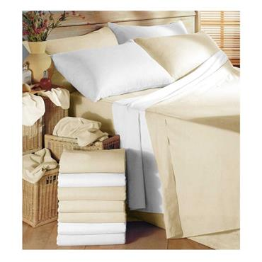 Eleanor James Anabel Cream Sheet Set