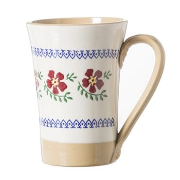 Nicholas Mosse Pottery Tall Mug - Old Rose