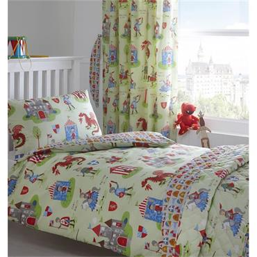 Knights & Dragons Duvet Set