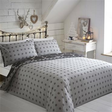 Simply Christmas Duvet Set