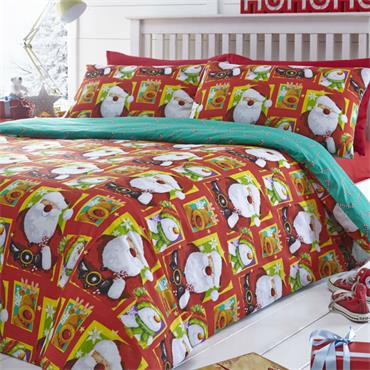 North Pole Duvet Set