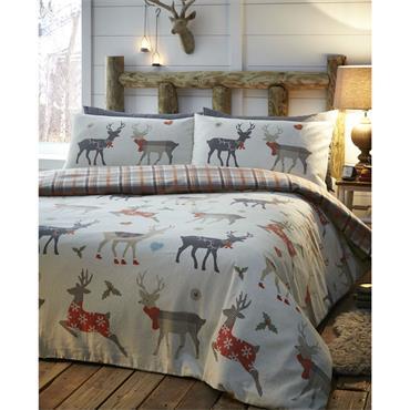 Reindeers Duvet Set