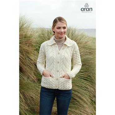 Aran Woolen Mills Cardigan - Classic
