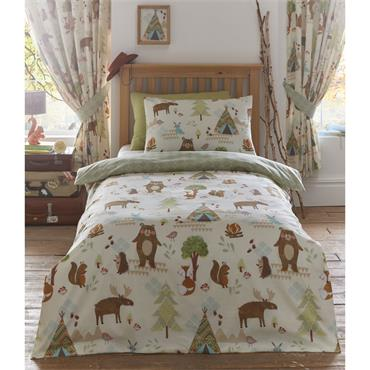 Yellowstone Duvet Set