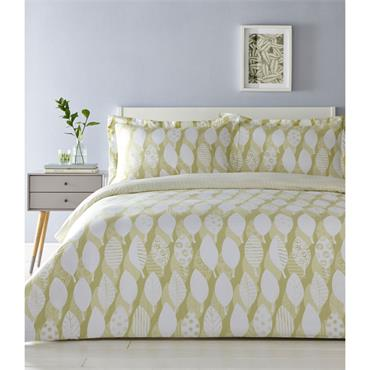 Croft Ochre Duvet Set