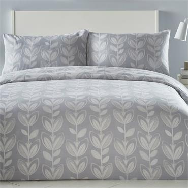 Escada Duvet Set - Grey