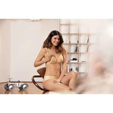 MISS ANITA - 5070 Wireless Nursing Bra with Spacer Cups