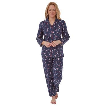 Robin Wincey Pyjama Navy