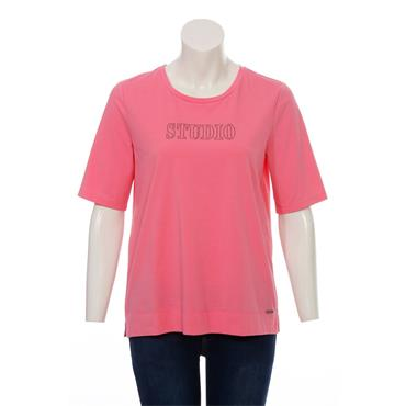 Pink T- Shirt by Via Appia