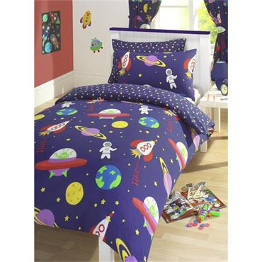 Blast-off Duvet Set
