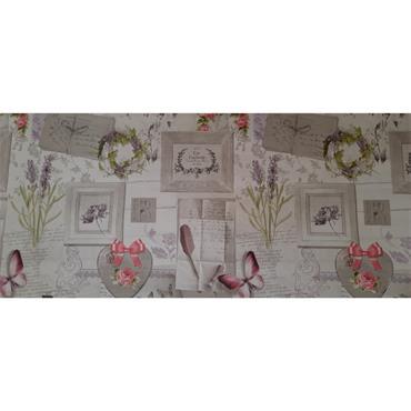 Lavender Herb Oil Cloth